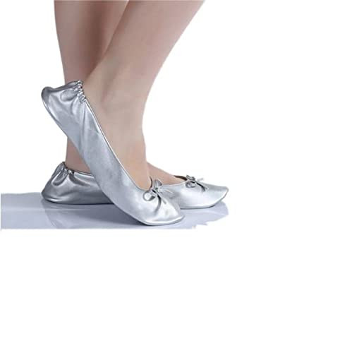 Comfortable folding wedding shoes