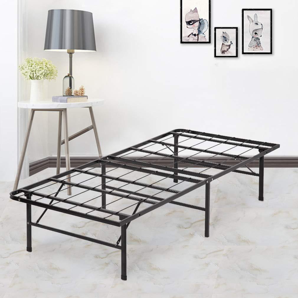 folding platform bed