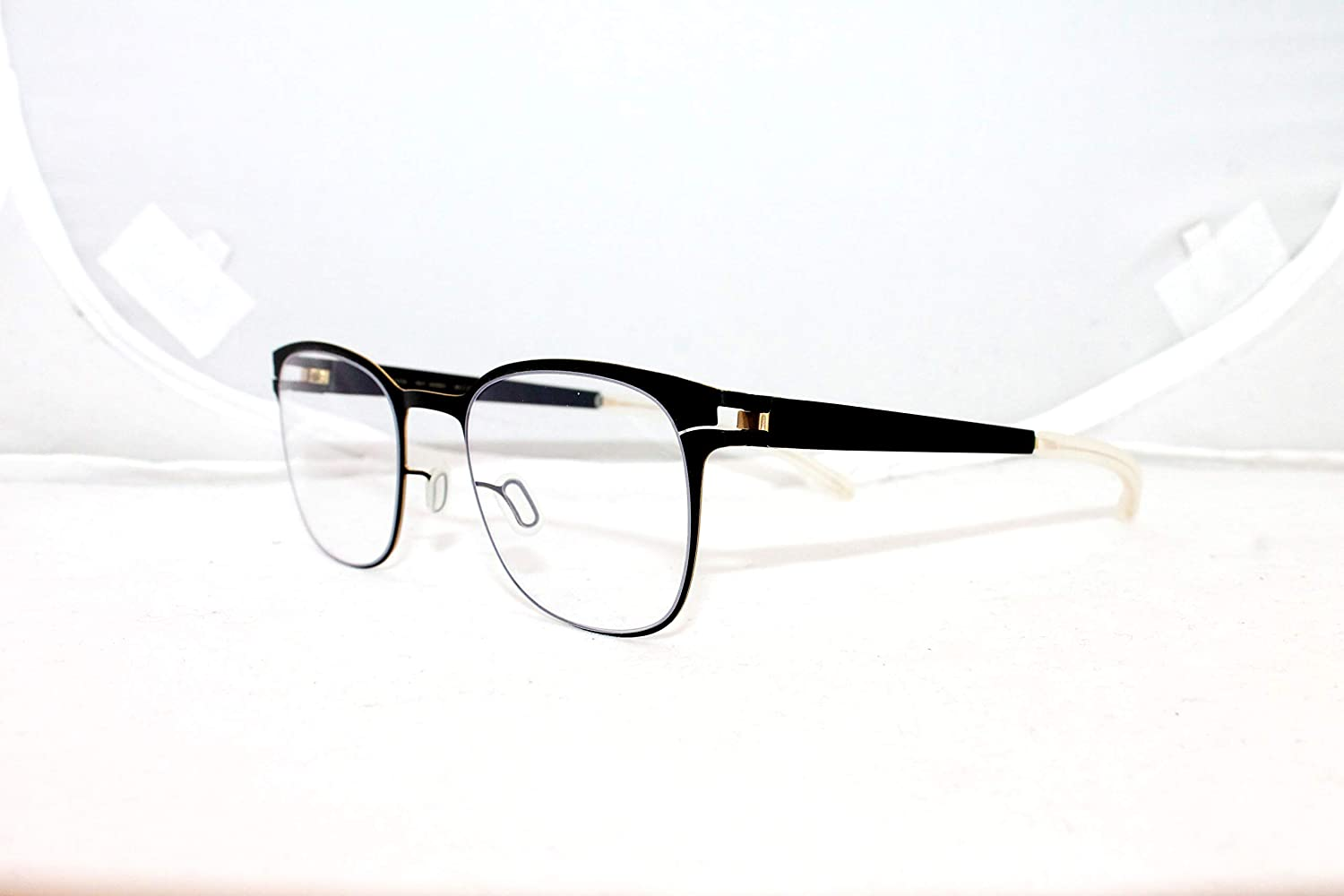B07S6FX2VP MYKITA Agnes Black/Gold Edges 279 Eyeglasses Frame Made in Germany 61ELQJ5sEdL.SL1500_