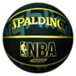 Spalding NBA Highlight Outdoor Basket...