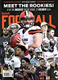 Beckett Football Monthly Price Guide August 2018 Baker Mayfield & Top 12 Rookies