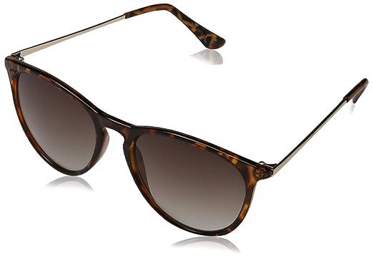 SUNGLASSES 3145 Paradise Rund Sonnenbrille, Glasbreite: 50, Mehrfarbig (Demi/Apg Smoke 003)
