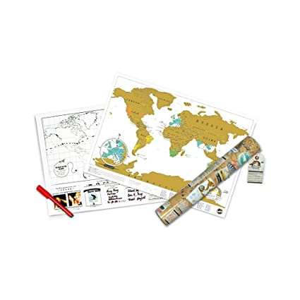 Uk In Map Of World.Scratch Map Travel Map Travel Sized Personalized Scratch Off World Map Poster Manufactured In The Uk