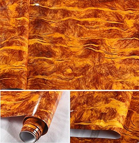 Waterproof Marble Granite Look Contact Paper Kitchen CounterTop Backsplash Table Self Adhesive Film Vinyl Shelf Liner