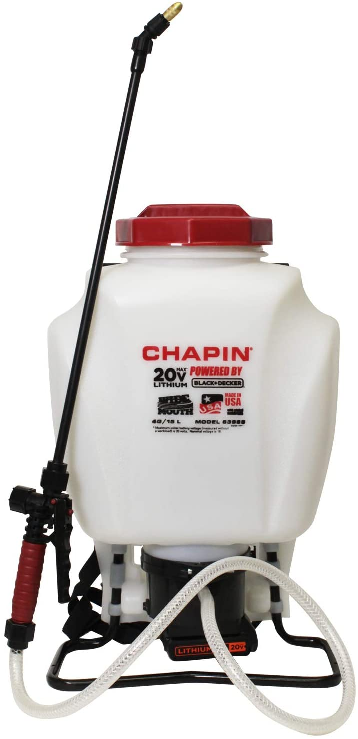 Chapin 4-Gallon 20-volt Battery Backpack Sprayer