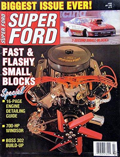 - Fast & Flashy Small Blocks - July, 1989