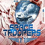 Der Angriff (Space Troopers 11) | P. E. Jones