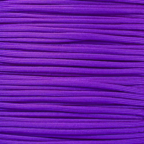 MEGA CORD - 750 LB Type IV Paracord - Stronger than Genuine 550 Authentic Mil-Spec Parachute Cord by 200 Pounds!!! Largest Color Selection for #750 Para-Cord