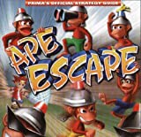 Ape Escape, The Official Strategy Guide for PS1 game (Ape Escape Official Strategy Guide for PS1)