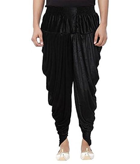 Kurta - Pantalón de pijama - para hombre Negro negro