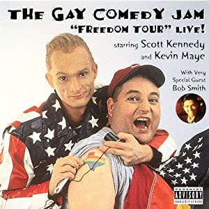 The Gay Comedy Jam Performance