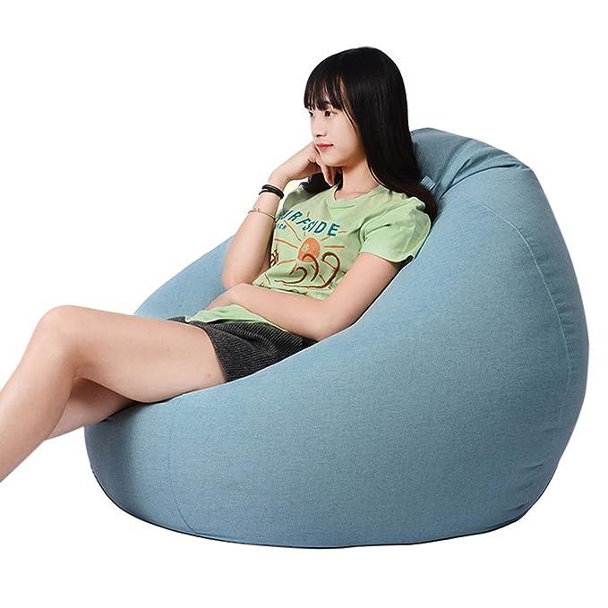 Tongda Bean Bag Chairs Bedroom Sitting Sack Kids Adults Relaxing Sofa