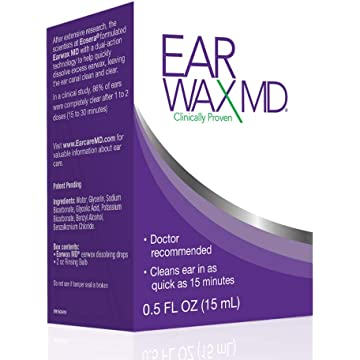 top best Earwax MD
