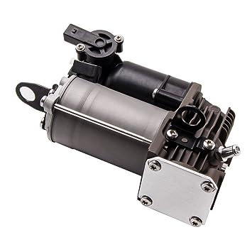 maXpeedingrods Bomba de aire compresor de suspensión neumática 2513201304 a2513201304: Amazon.es: Coche y moto