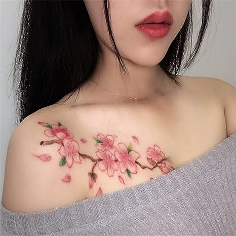 Dalin Sexy temporal tatuajes mujeres 9 hojas: Amazon.es: Belleza