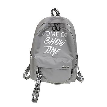 HYAQ Mochilas de estudiante para ordenador portátil, mochilas para estudiantes universitarios, mochilas para niños y niñas ...