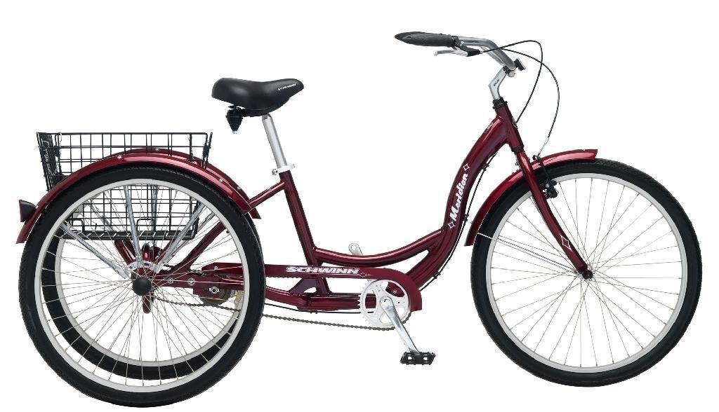 Adult Tricycle Cover For Schwinn Westport In Black