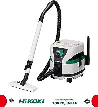 Hikoki RP3608DAW4Z - Aspirador a batería: Amazon.es: Bricolaje y ...