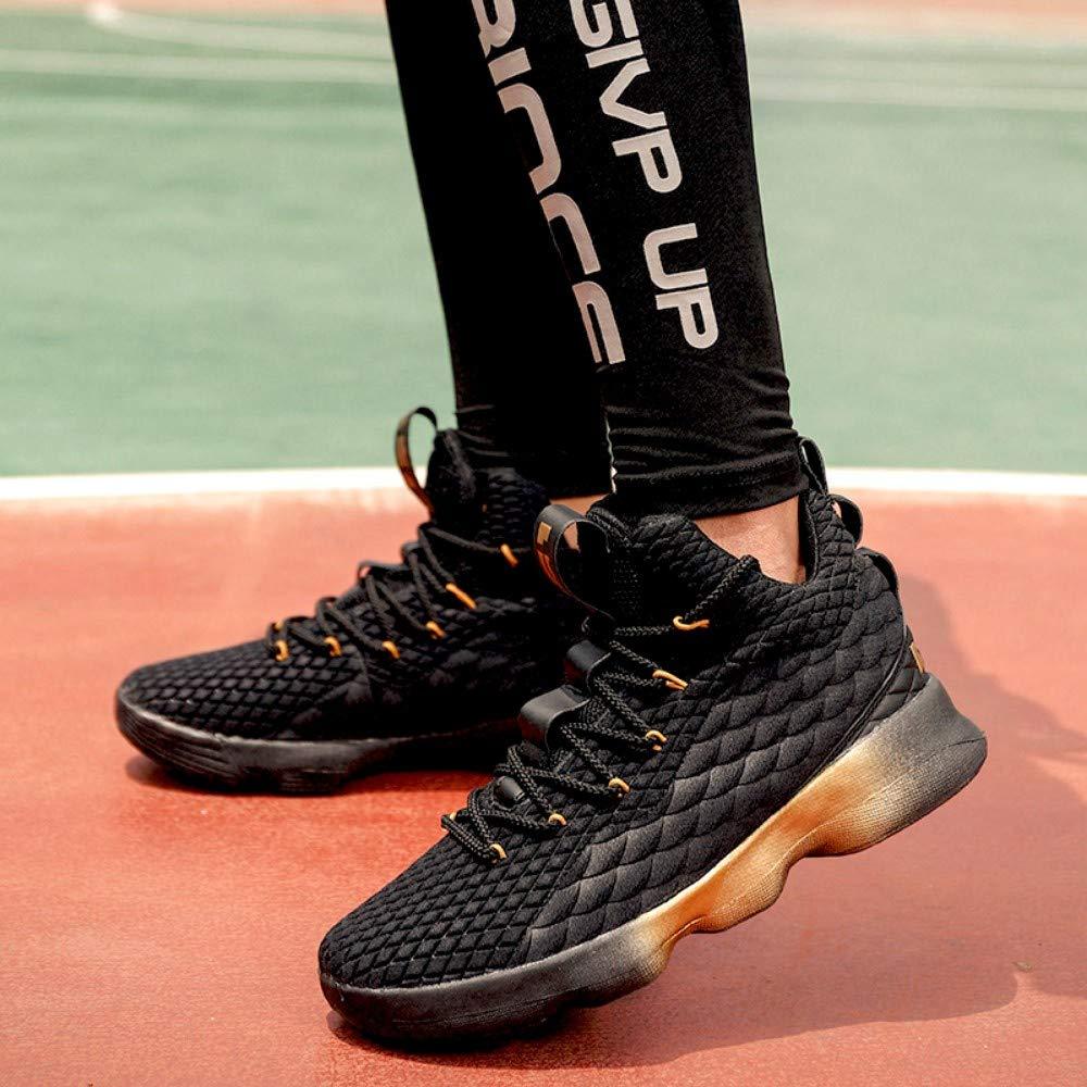 YAYADI Basketball Schuhe Schuhe Schuhe Schnüren Hohe Turnschuhe Frauen Männer Outdoor Sport Schuh Paar Wein Blau Schwarz Gold Trainer  b63151