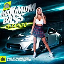 Maximum Bass Unleashed (3CD) by Drake, Nero, Knife Party, Dillon Francis, Carmada, Nicky Romero, Toneshifterz & Noisecontrollers, David Guetta, Diplo Ministry Of Sound : Big Sean
