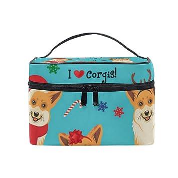 a0b398bb8ab3 Amazon.com : Womens Travel Toiletry Bag Waterproof Zip Organizer ...