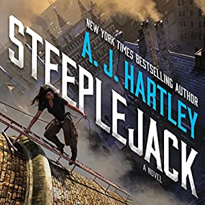 Steeplejack Audiobook