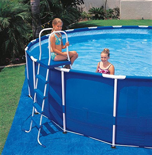 Intex Metal Frame Pool Set 24 Feet By 52 Inch Older