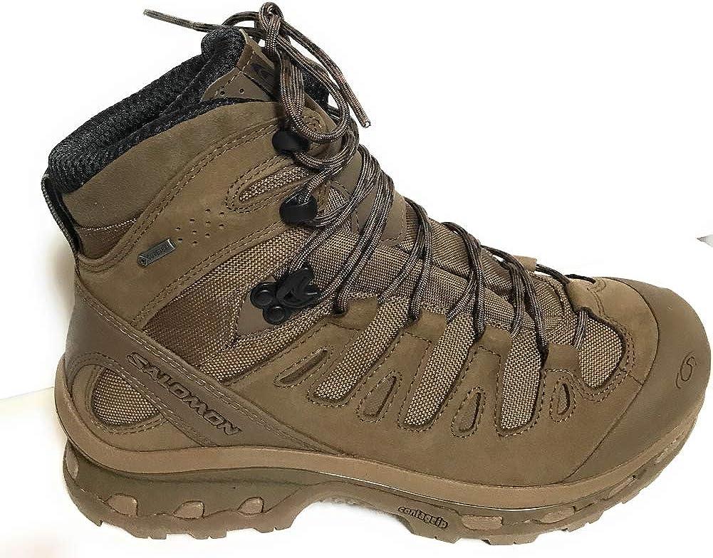 Salomon 4D GTX Forces Boots Initial Review