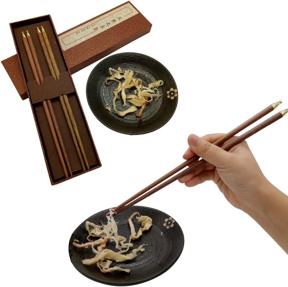 10 pairs chopsticks,red sandalwood wood,China cloud Wooden Japanese Kuaizi gift
