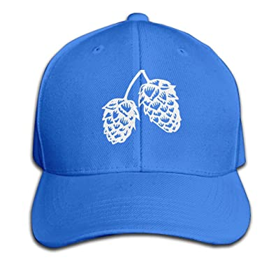 YY0X0XAD Hat Hops - Craft Beer Lager Pale Ale - Mens Hat Snap-Back ... 51174767e20a
