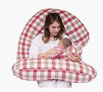 YSYDD Mujer Embarazada Almohada Cintura cinturón Lateral ...