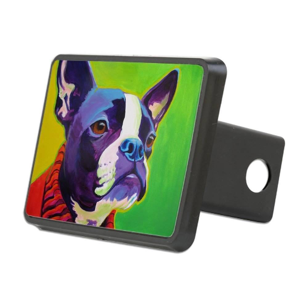 CafePress - Boston - Ridley - Trailer Hitch Cover, Truck Receiver Hitch Plug Insert by CafePress
