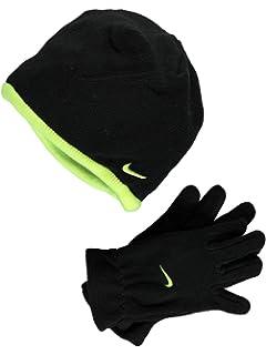 f6c66589e35 Nike Jordan Boys Winter Cuffed Beanie   Gloves Set Size   Youth 8 20 ...