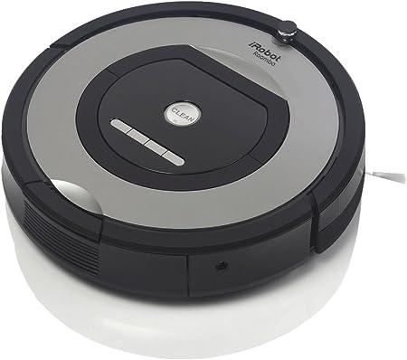 iRobot Roomba-774 Negro, Gris aspiradora robotizada - aspiradoras robotizadas (Negro, Gris, 61 dB, 9,2 mm, 3,8 kg): Amazon.es: Hogar
