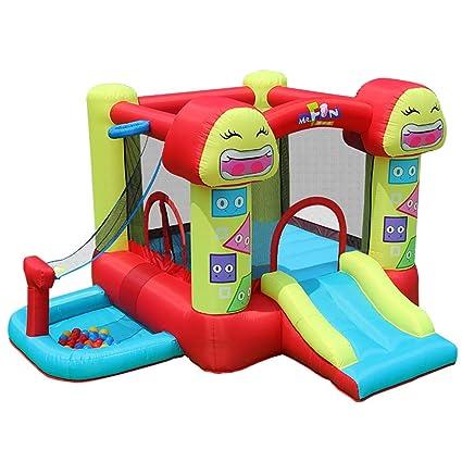 Castillos hinchables Tobogán para Niños Juegos Infantiles ...