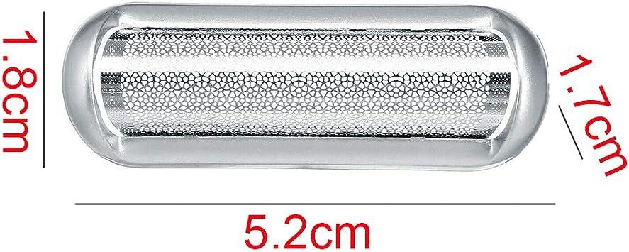 GCDN Lámina de afeitadora eléctrica + Cabezal de Repuesto para ...