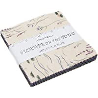 Moda Fabric Summer On The Pond Charm Pack