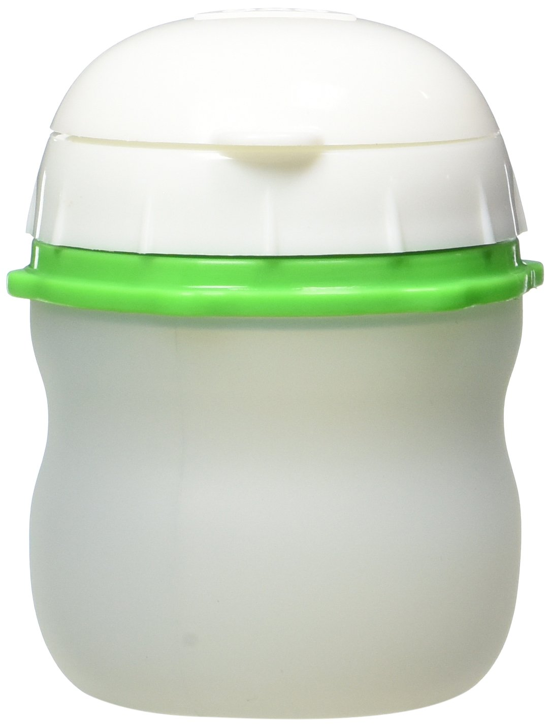 OXO Good Grips On-the-Go Silicone Squeeze Bottle (1 Pack), Green 11152900