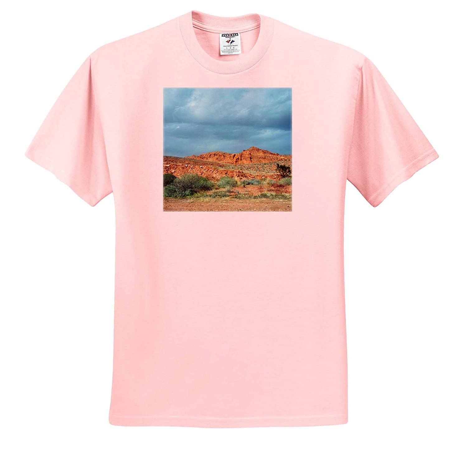 T-Shirts A beautfiul Landscape in Southern Utah with Cloudy Skies 3dRose Jos Fauxtographee Southern Utah