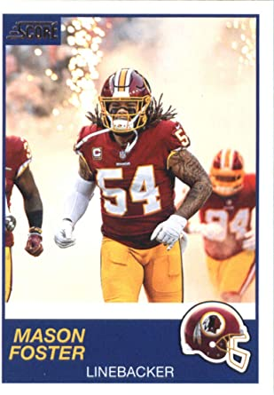mason foster jersey