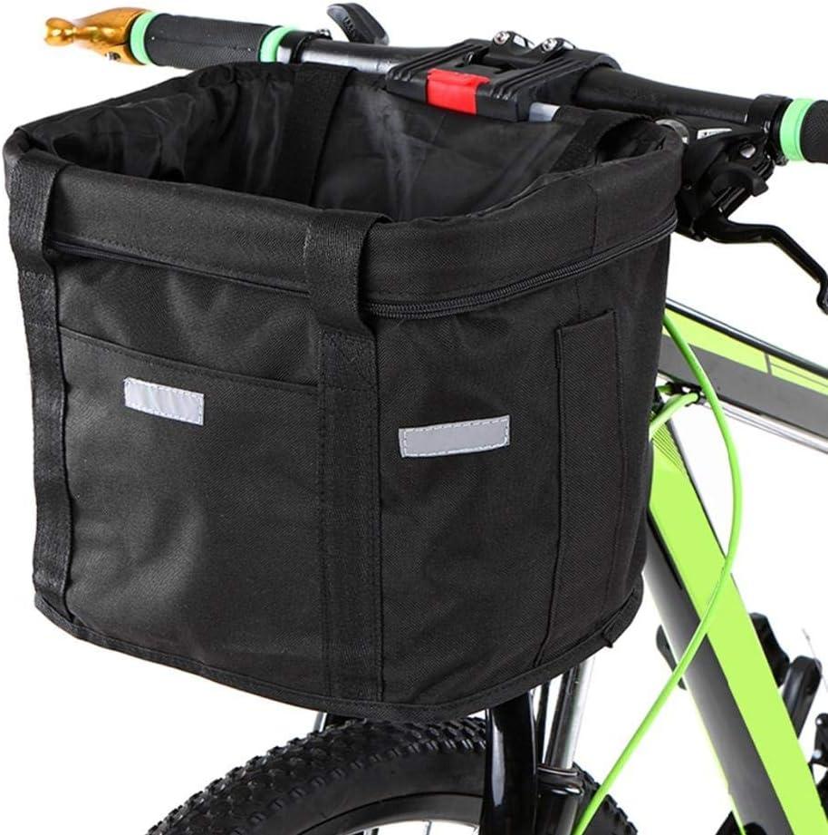 Womdee Cesta para Bicicleta, pequeña Cesta de Transporte para ...