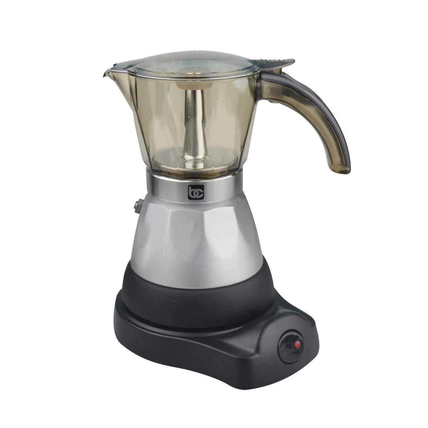 Bene Casa Espresso Coffee Maker, 3 Cup