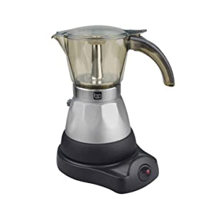 Bene Casa Espresso Coffee Maker, 3 Cup