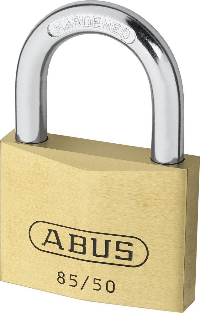 ABUS 02485 Service Messing Vorh/ängeschloss mit 2681 gleichschlie/ßend