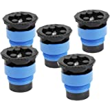 Toro 53466 5-Pack, 570 Series MPR+ 10' Half Nozzle, Blue