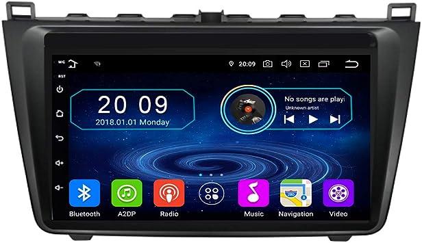 Taffio 9 Touchscreen Android Autoradio Usb Gps Elektronik