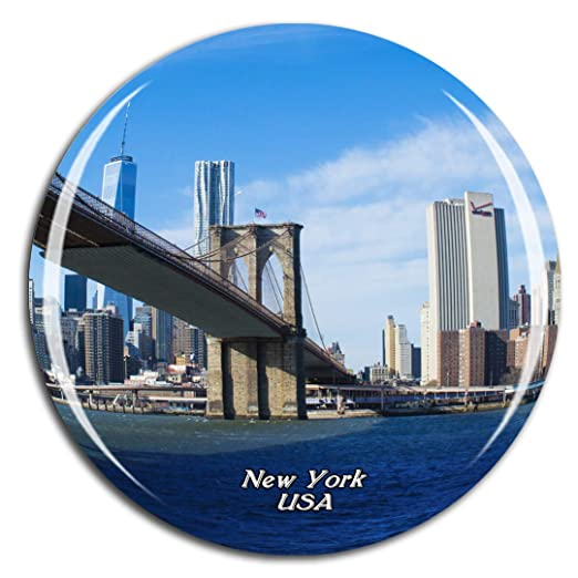 Weekino América Estados Unidos Puente de Brooklyn Manhattan Nueva ...