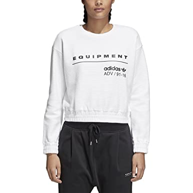 adidas Originals Women s EQT Sweatshirt at Amazon Women s Clothing ... 9ec14472d