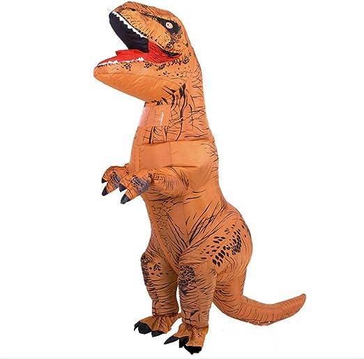 HXYL Disfraz De Dinosaurio Disfraz De Adulto Adulto, Disfraz De ...