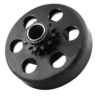 """Embrague centrífugo de 3/4"""" de diámetro 35 Cadenas 12T Go-Kart Mini"""